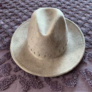 Adorable Grey Hat